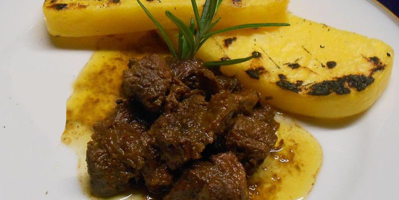 Spezzatino di musso – Stoofpot van muilezelvlees