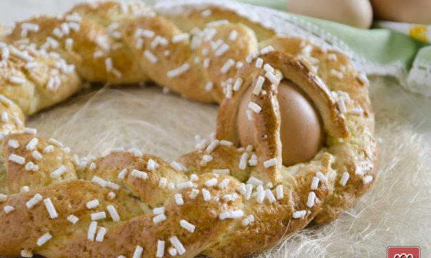 Scarcelle di pasqua – Pugliees broodje voor palmpasen