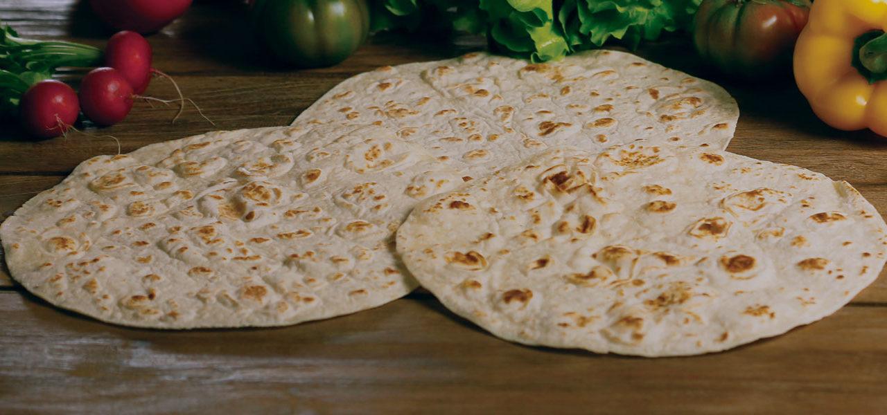 Piadina – Plat brood in een kwartiertje