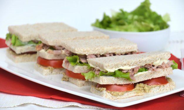 Tramezzini fatti in casa – Home-made sandwiches