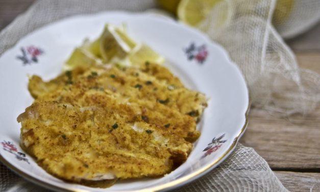 Filetti di platessa al limone – Scholfilets met citroen