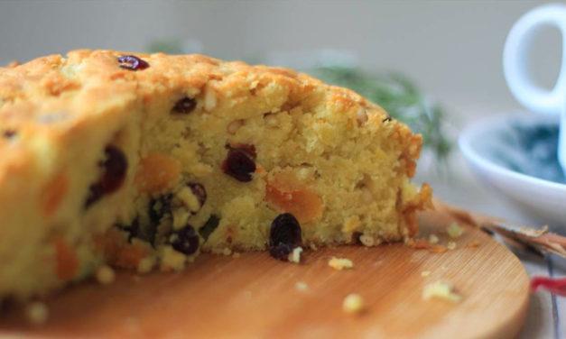 Torta con olio d'oliva – Cake met olijfolie inplaats van boter