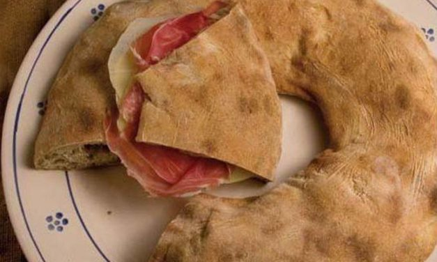 Strazzata lucana – Speciaal brood uit Basilicata