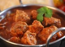 Roghan-Gosht - Curry met lamsvlees