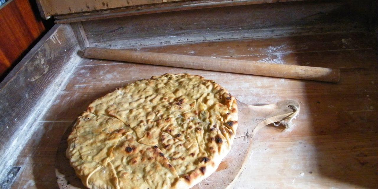Torta d'erbi – Snijbiettaartje