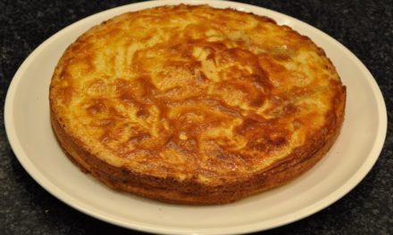 Torta di noci svizzera – Zwitserse walnotentaart