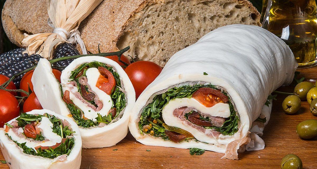 Mozzarella Sfoglia – Mozzarella in laagjes
