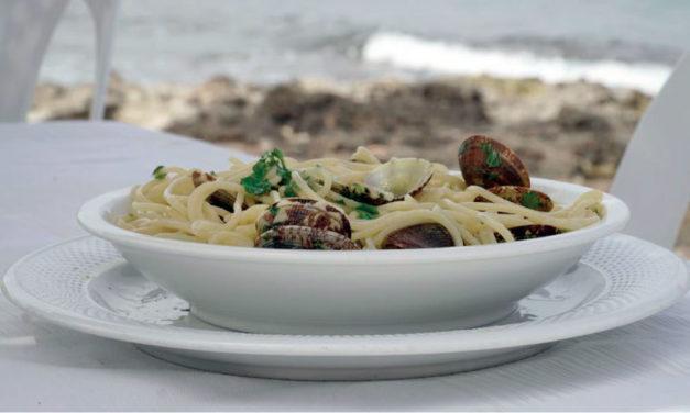 Spaghetti con le vongole – Spaghetti met venusschelpjes