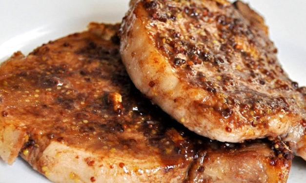 Braciole di maiale ubriache – Varkenskoteletten met venkelzaad