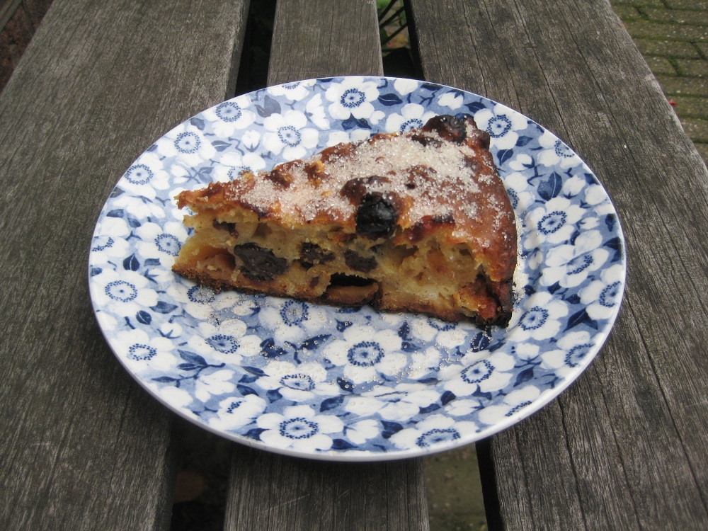 Makkelijke appeltaart – Torta di mele facile