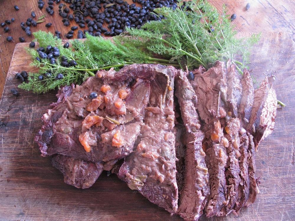 Stracotto – Gestoofd rundvlees