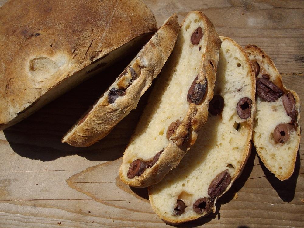 Pane di grano duro – Brood van harde tarwe