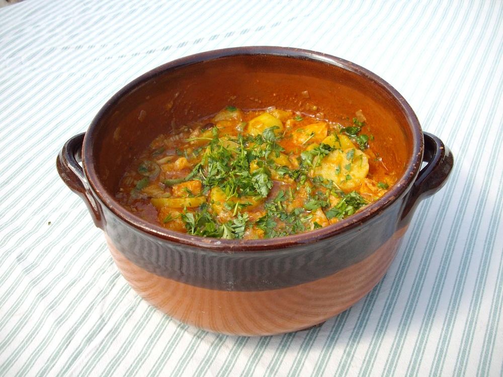 Baccala' agghiotta – Heerlijke stokvis