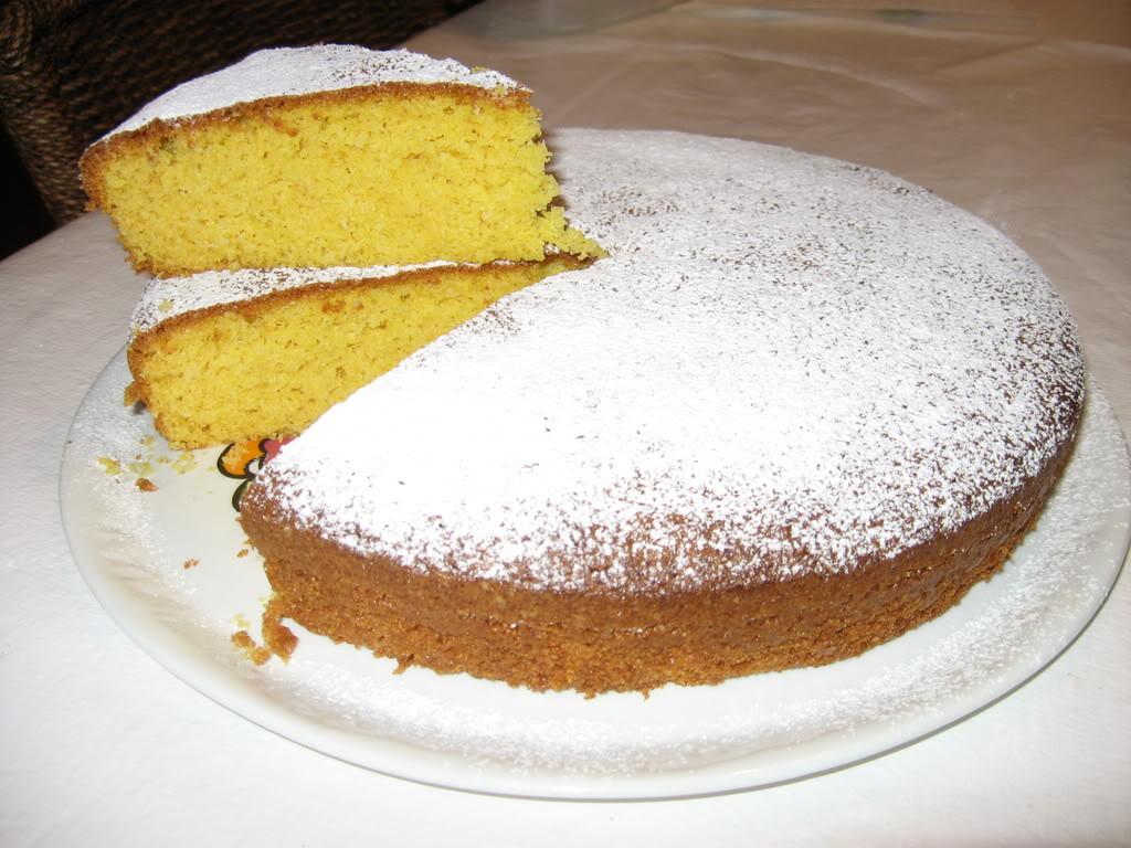 Torta di Mais – Maiscake