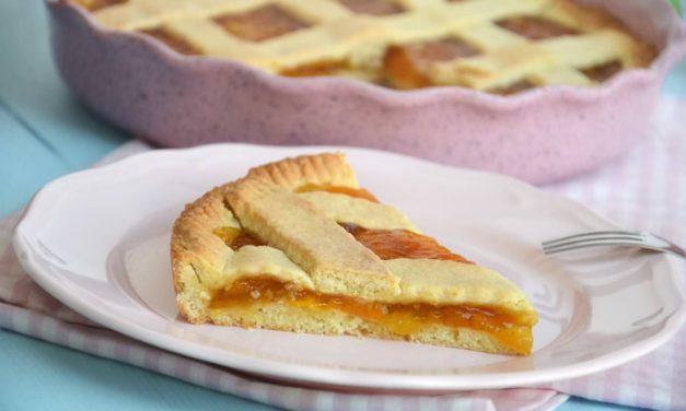 Crostata di marmellata – Krokante taart met jam
