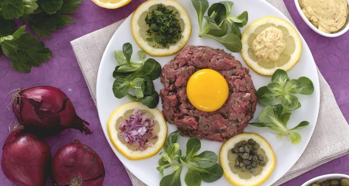 Bistecca alla tartara – Tartaar van Romina