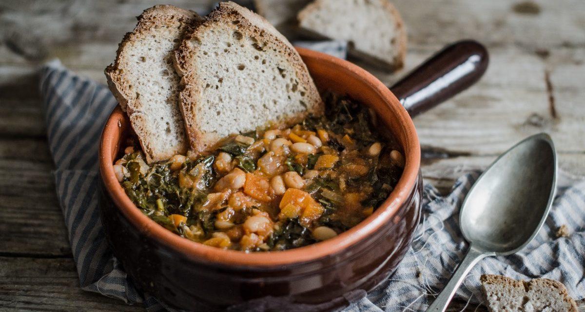 Ribollita – Toscaanse soep van bonen en kool