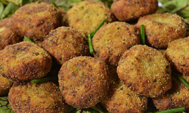Bombolotti di patate – Kleine bitterballetjes van aardappel