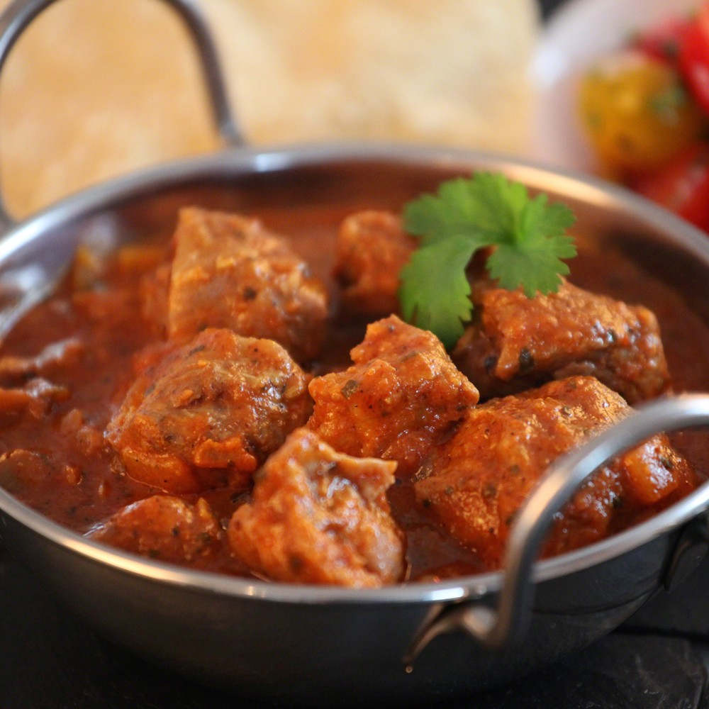 Rogan Josh – Curry met lamsvlees