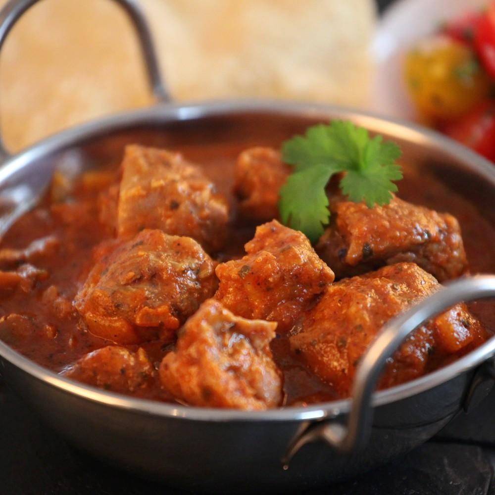 Rogan Josh – Curry met lamsvlees
