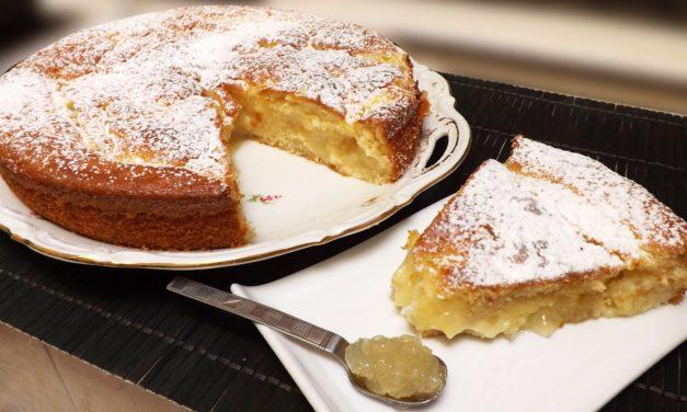Torta di limone – Citroentaart