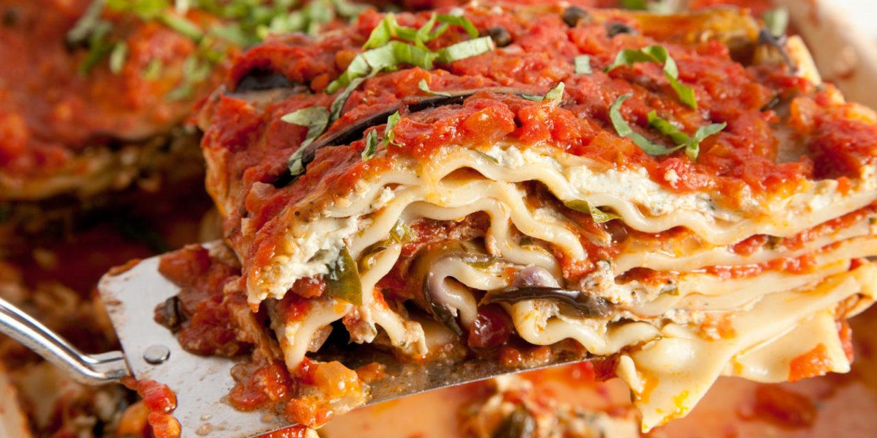 Lasagne vegane – Veganistische lasagna