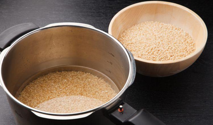 Risotto in Pentola Pressione Ricetta Base – Basisrecept voor risotto in de snelkookpan