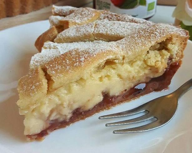 Crostata crema e marmellata – de lekkerste taart ter wereld