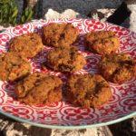 Polpette di zucchine al forno – Beignets van courgettes uit de oven