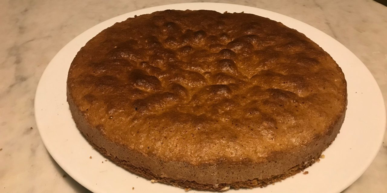 Torta di pistacchi – pistachetaart