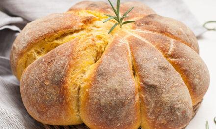 Pane di zucca – pompoenbrood